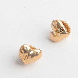 Tory Burch Heart-shaped Earrings